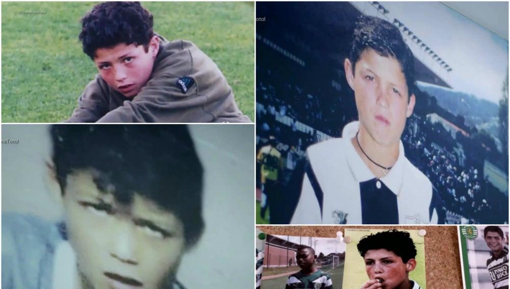 Los orígenes de Cristiano Ronaldo en Portugal