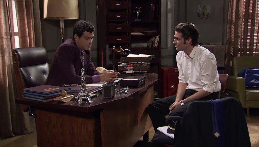 "Rafael: ""Nunca debí pensar que tenía posibilidades con Marta"""