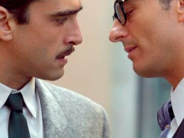 """Raúl y Humberto se desean: """"Todos tenemos derecho a amar"""""""