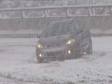 """Una masa de aire polar dejará nevadas """"muy fuertes"""" en centro y norte España"""