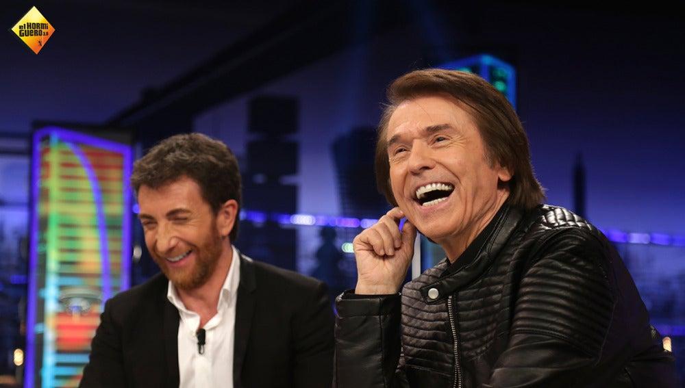 Así se ha quedado Raphael después de ver a Rajoy bailando 'Mi gran noche'