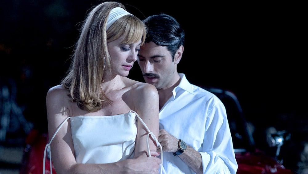 Clara y Mateo reviven su amor ante una despedida que lo cambiará todo