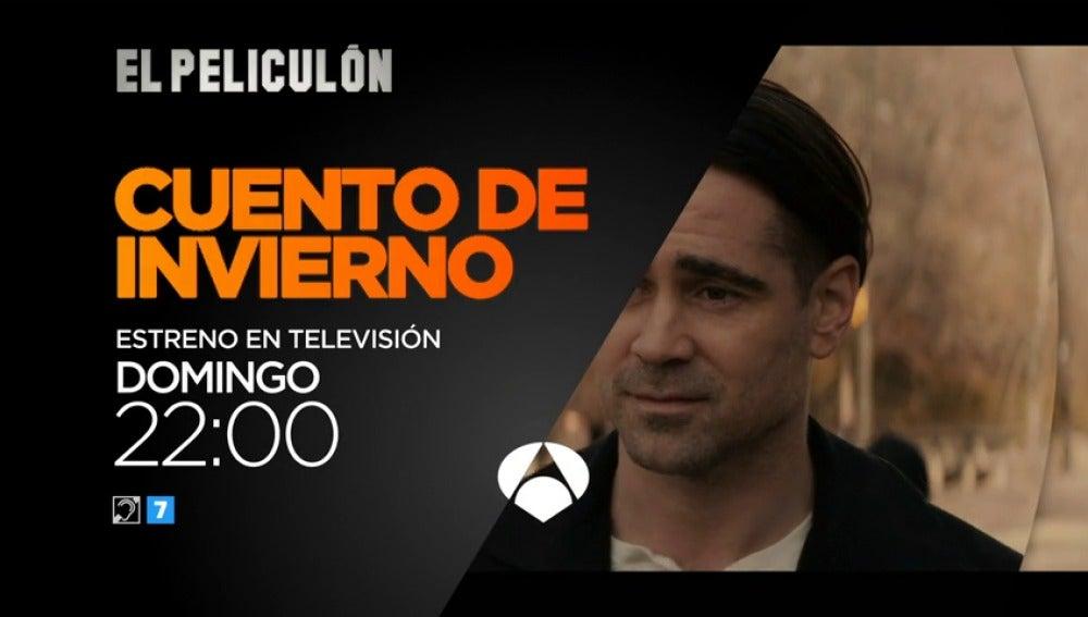 Frame 9.783066 de:  Antena 3 estrena 'Cuento de Invierno' en El Peliculón
