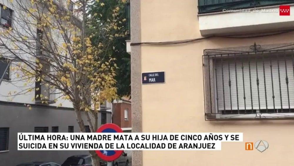 ANTENA 3 TV | Una mujer mata a su hija de cinco años y se suicida en ...