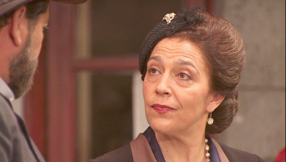 Francisca Montenegro vuelve a ser la misma de siempre