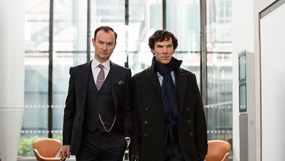 Sherlock - Cuarta temporada