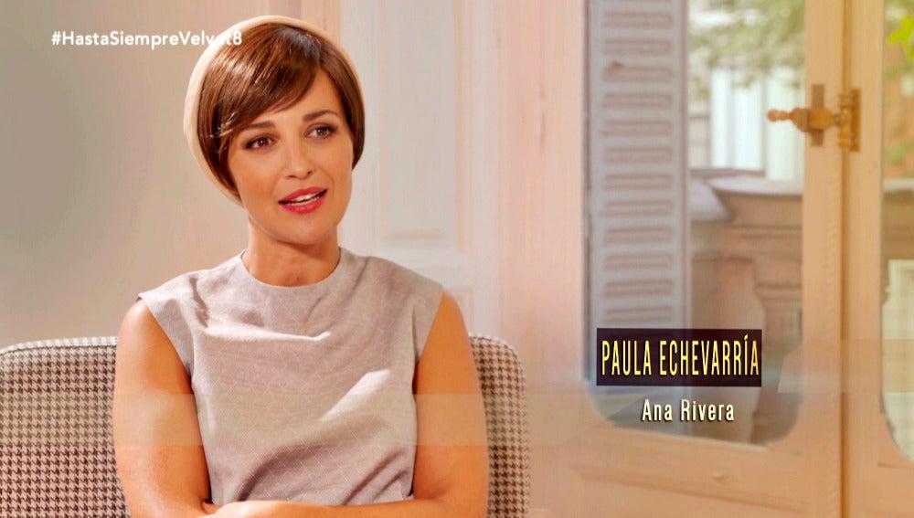 """Paula Echevarría: """"La química entre Blanca y Emilio existe desde el capítulo 1"""""""