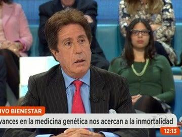 """Frame 156.82433 de: Arturo Fernández-Cruz: """"Estamos en una revolución del envejecimiento"""""""