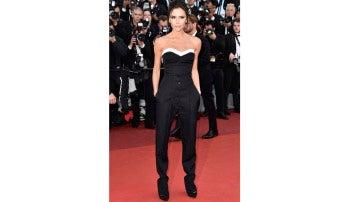Victoria Beckham en el Festival de cine de Cannes