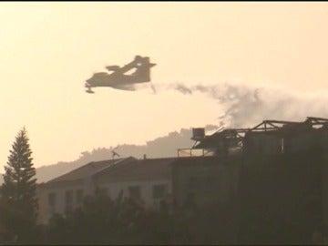 Frame 19.151685 de: Continúa la oleada de incendios en el centro y norte de Israel
