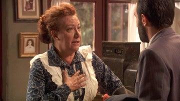¿Alguna mala noticia para Dolores?