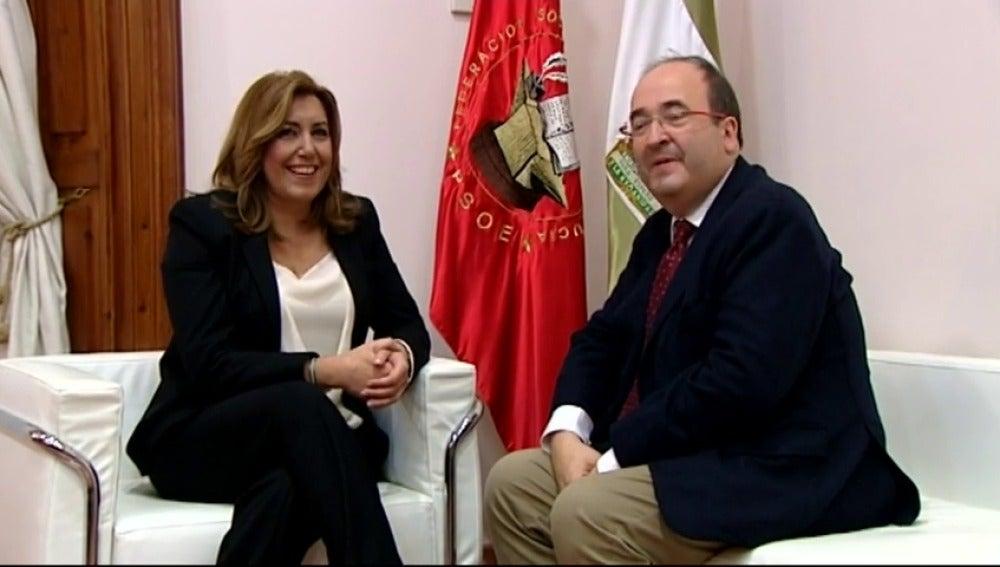 Frame 3.220831 de: El PSC será neutral en la elección del líder del PSOE