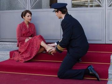 Carlos llega en el momento en el que Ana necesita volver a enamorarse