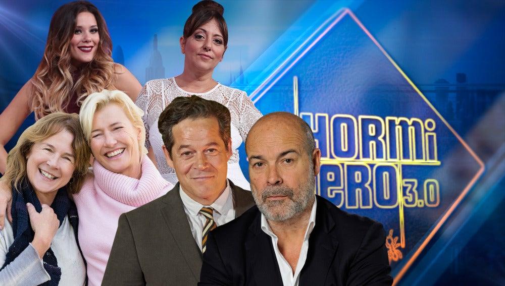 Semana de actores de lujo e imitadoras de categoría en 'El Hormiguero 3.0'
