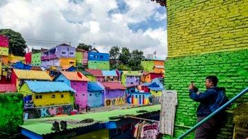 El colorido pueblo artesano de Colombia (01-12-2016)