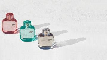 Tres fragancias para chicas Lacoste