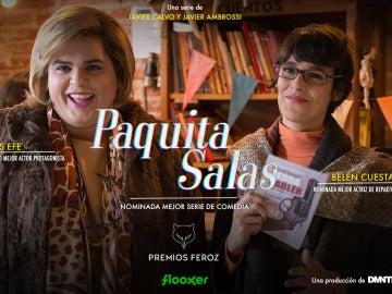 Paquita Salas Premios Feroz (2)