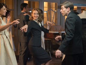 Pedro, enamorado de Clara en la primera temporada de 'Velvet'