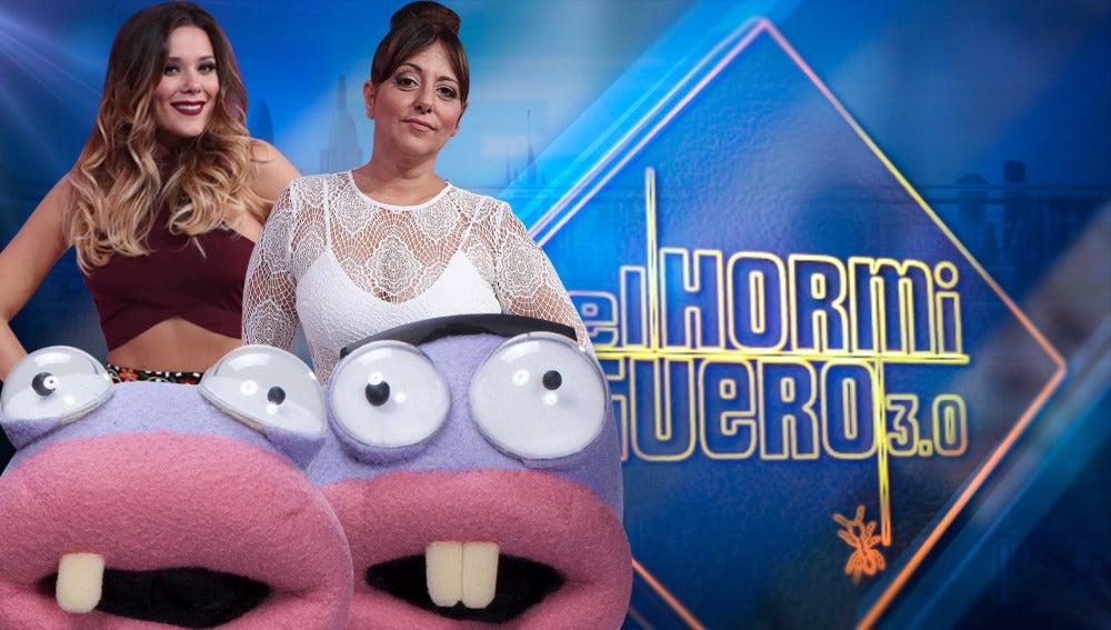 Yolanda Ramos y Lorena Gómez, de 'Tu cara me suena' a 'El Hormiguero 3.0'