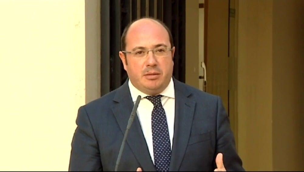 Frame 6.928 de: El juzgado de Lorca investigará al presidente de Murcia por cuatro delitos