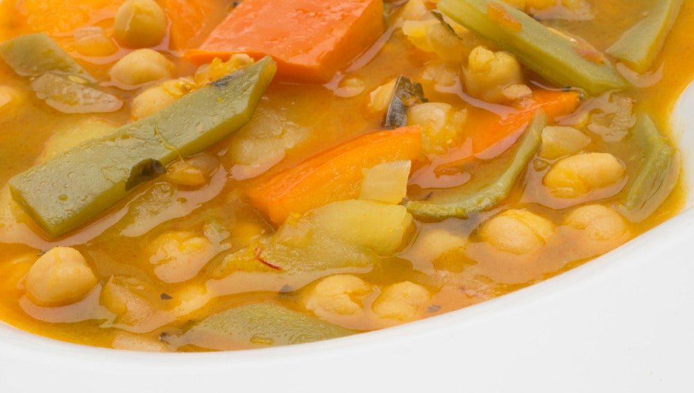 Antena 3 tv olla gitana for Como cocinar jabali arguinano