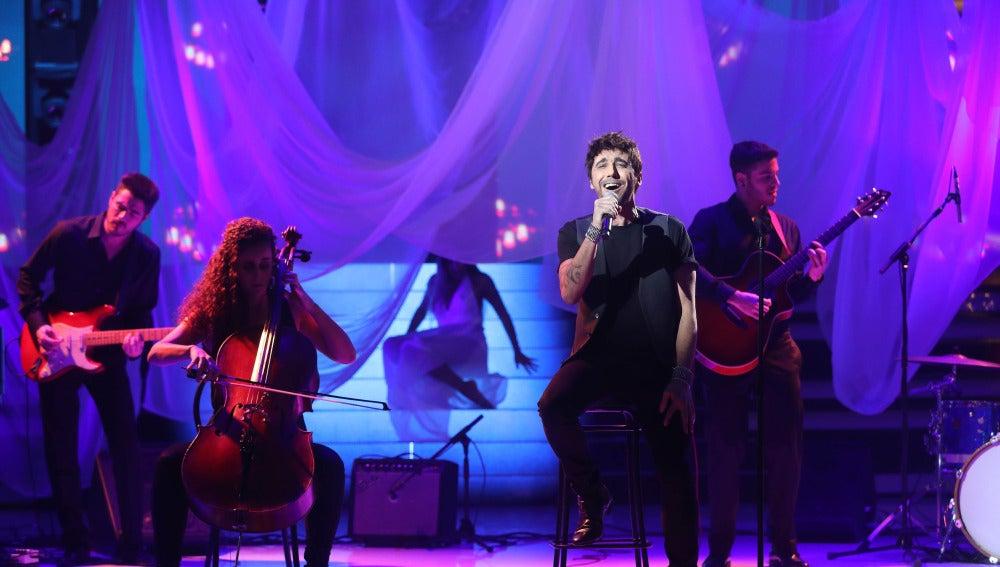 Canco Rodríguez pide una segunda oportunidad con 'Devuélveme la vida' como Antonio Orozco
