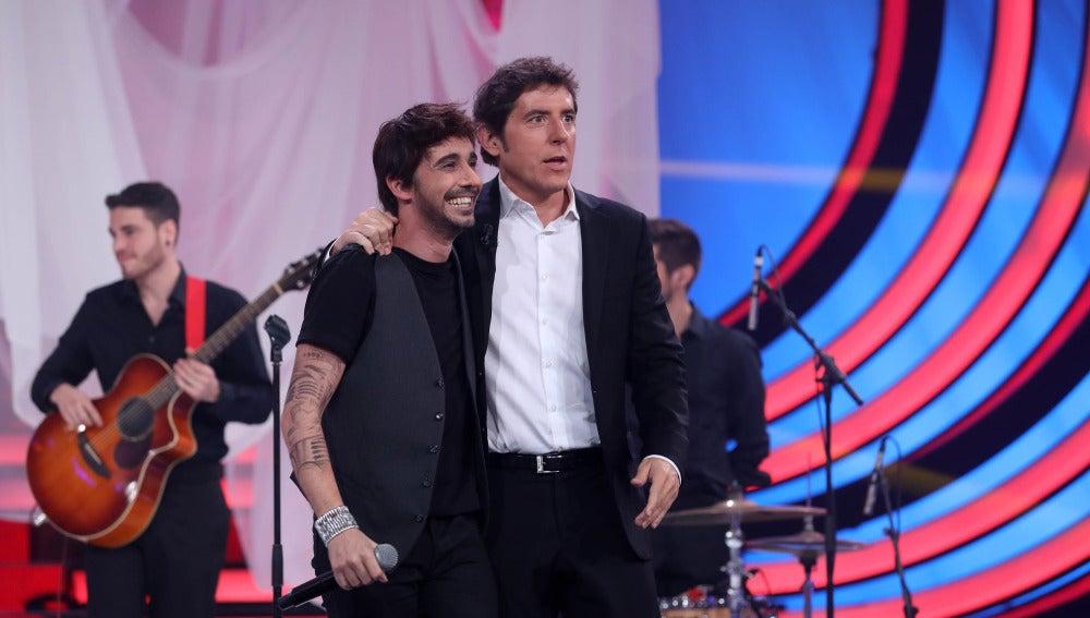 """Carlos Latre a Canco: """"Has sonreído rompiéndote el alma encima del escenario"""""""