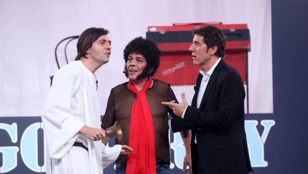 """Chenoa a Juan: """"Me gusta tu entrega en el escenario"""""""
