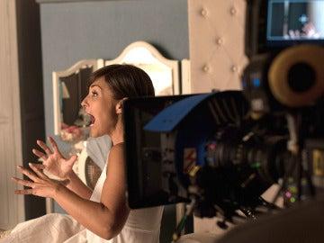 Paula Echevarría en su última secuencia con Pepe Sacristán