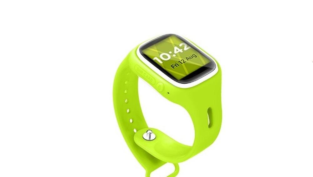 Un reloj de la empresa MyWigo