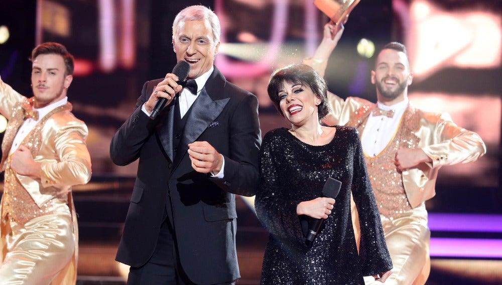 Beatriz Luengo y Pablo Puyol desean triunfar en la cuidad que nunca duerme con 'New York, New York' como Liza Minnelly y Frank Sinatra