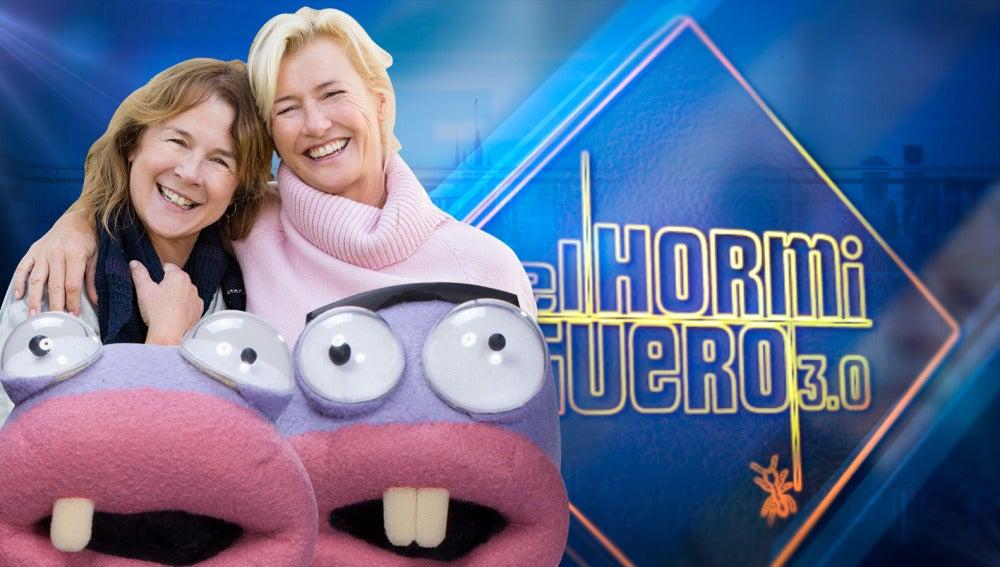 Ana y Zulema Duato, dos hermanas de armas tomar en 'El Hormiguero 3.0'