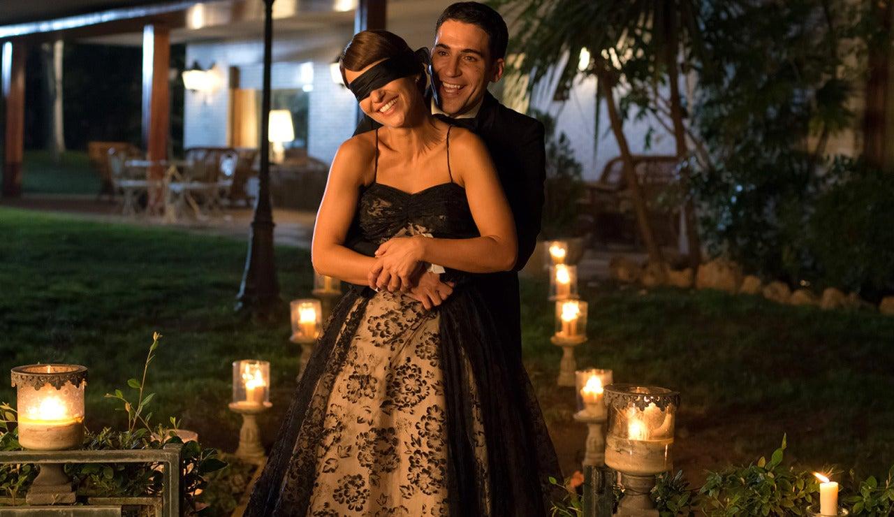 Ana y Alberto disfrutan de su amor