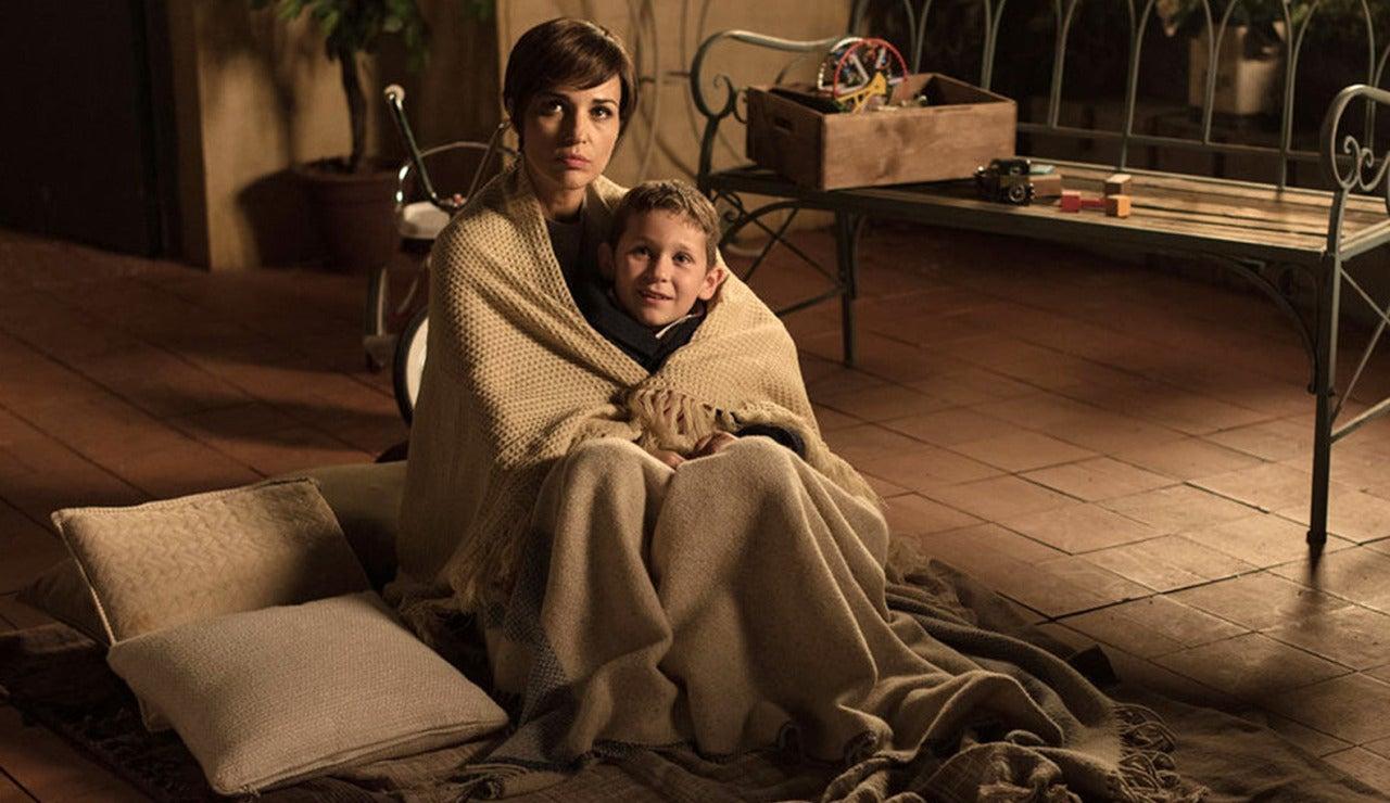 Ana y su hijo recuerda a Alberto