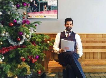 El navideño 'Amar Tour' de Miguel Ángel Muñoz
