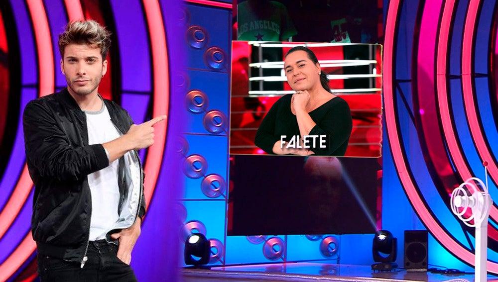 Falete volverá a subirse al escenario de 'Tu cara me suena' para actuar junto a Blas Cantó