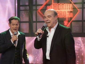 El rap de Antonio Resines para enmendar su error en los premios Goya