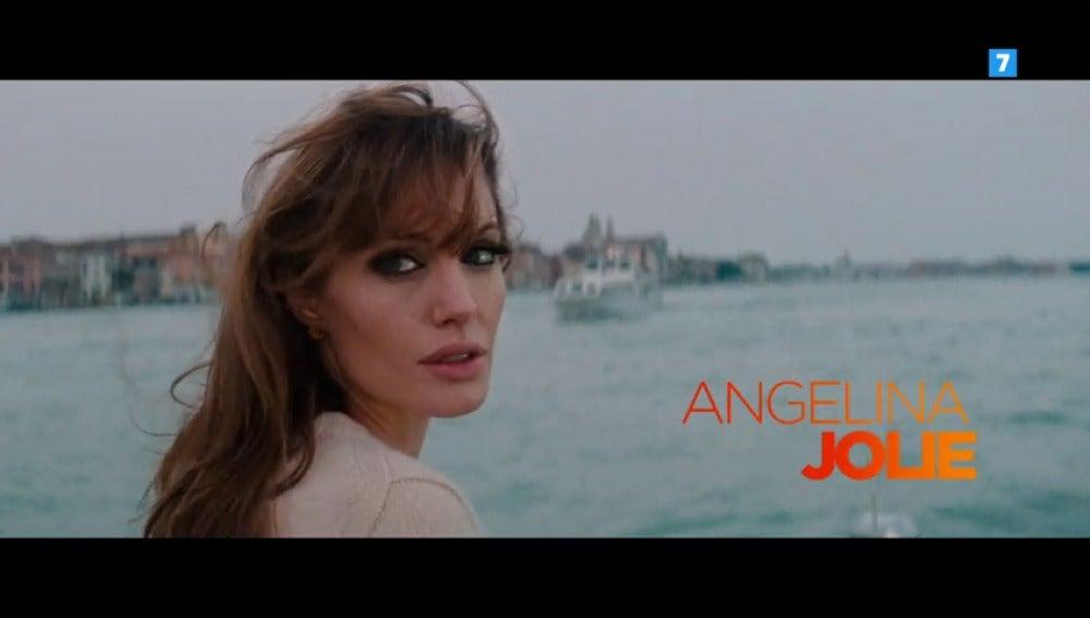 Frame 10.778059 de: Angelina Jolie y Johnny Deep protagonizan 'The Tourist'