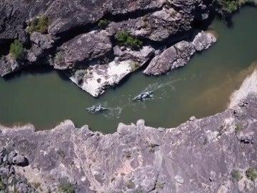 Frame 122.107694 de: África a vista de dron