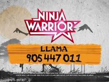 Frame 16.387154 de: Conviértete en el primer 'Ninja Warrior' de España