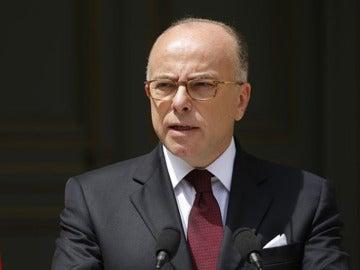 Bernard Cazeneuve, primer ministro de Francia