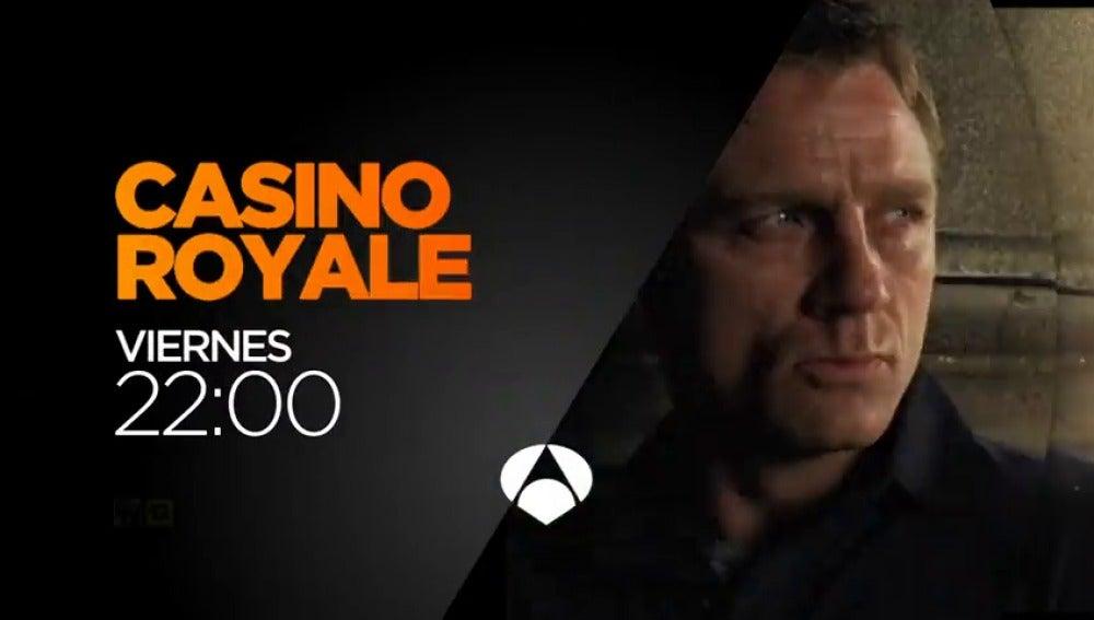 Frame 9.012073 de: James Bond llega a Antena 3 con 'Casino Royale'