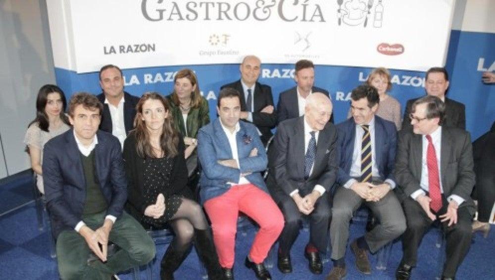 La Razón entrega sus primeros premios Gastro y Cía
