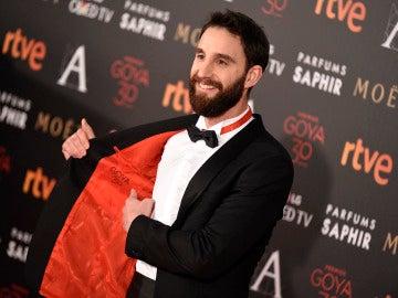 Dani Rovira en la pasada edición de los Premios Goya