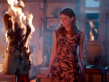 Cristina prende fuego a las galerías acabando con los sueños de Ana