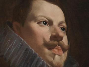 'Retrato Felipe III'
