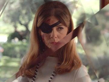 Cristina, una cruel villana, recibe el escarmiento que merece