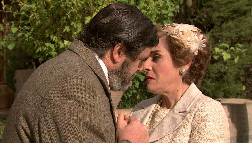 Camilo y Benigna despiden su amor para siempre