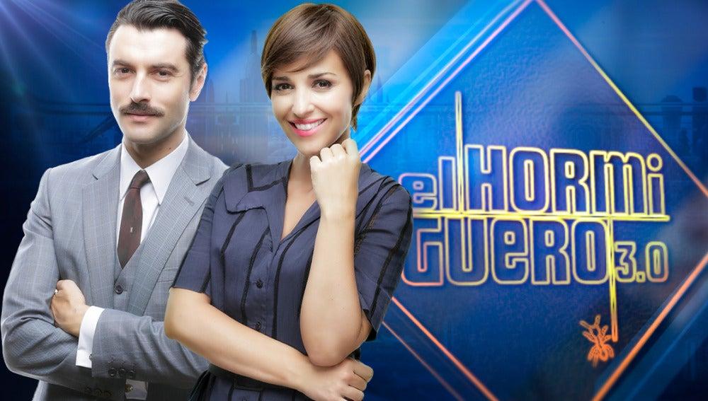 Los protagonistas de 'Velvet', Javier rey y Paula Echevarría, visitarán el miércoles 'El Hormiguero'
