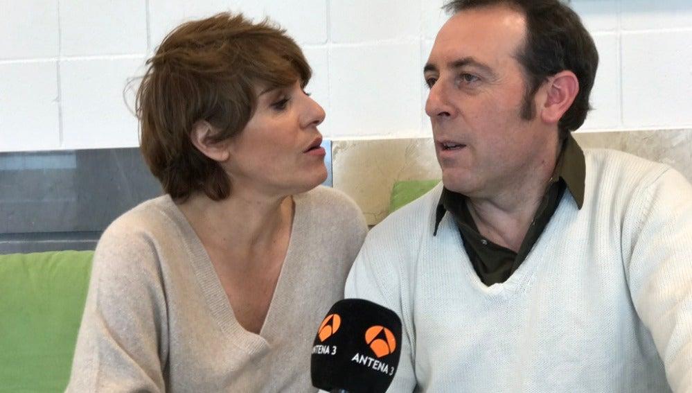 """Anabel y Alonso: """"Va a haber otra boda en 'Amar es para siempre'"""""""